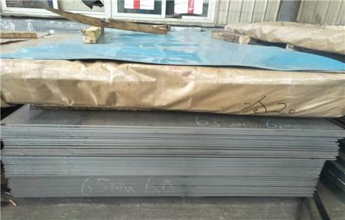 山东省威海环翠区供应特种钢60Si2Mn钢板保养