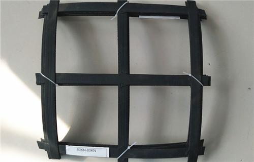 佳木斯钢塑复合格栅40kn工厂底价