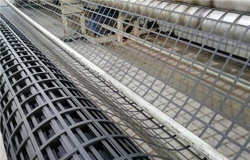 哈尔滨单向钢塑格栅钢丝加固达标产品