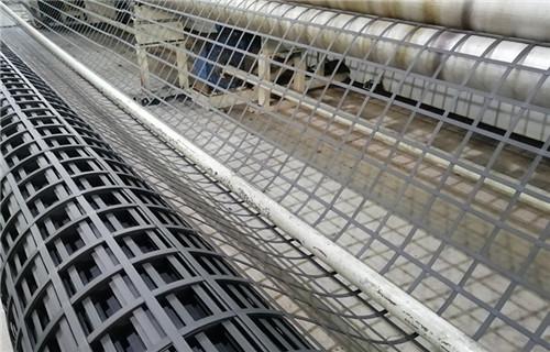 包头钢塑焊接土工格栅80kn工厂源头