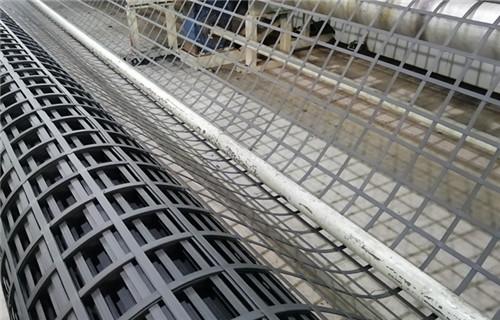 钦州双向钢塑土工格栅150kn国标产品