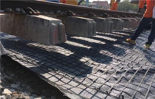鄂州钢塑复合土工格栅钢丝加固国标产品