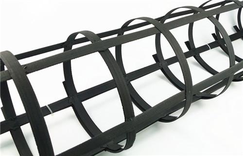 毕节钢塑土工格栅网110kn加筋加固