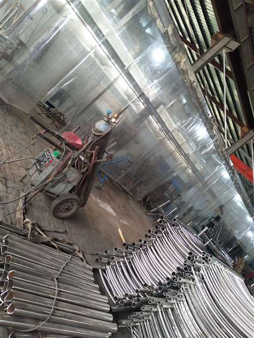 朝阳201不锈钢复合管护栏技术先进