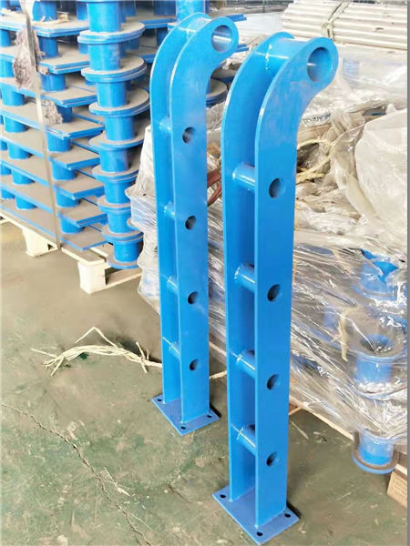 北京复合不锈钢管护栏防氧化生锈
