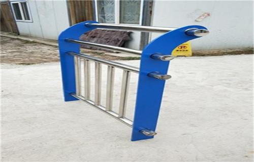 北京河道防护不锈钢栏杆款式可定制
