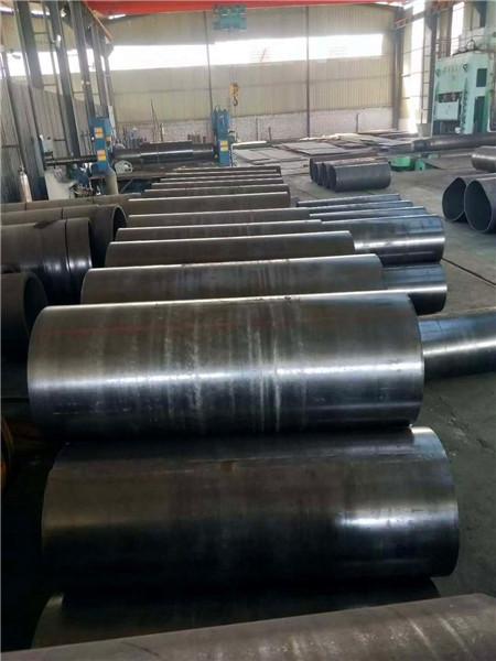 沈阳Q235钢板厚壁卷管厂Q235钢板厚壁卷圆厂专业生产