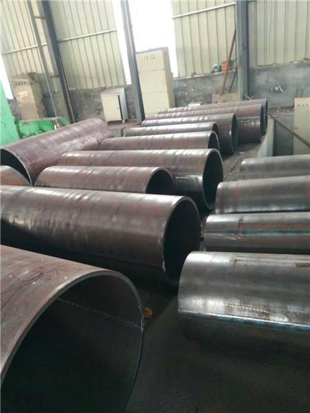 绥化Q235钢板丁字焊厚壁卷圆厂Q235钢板公路排水卷管厂质量保障