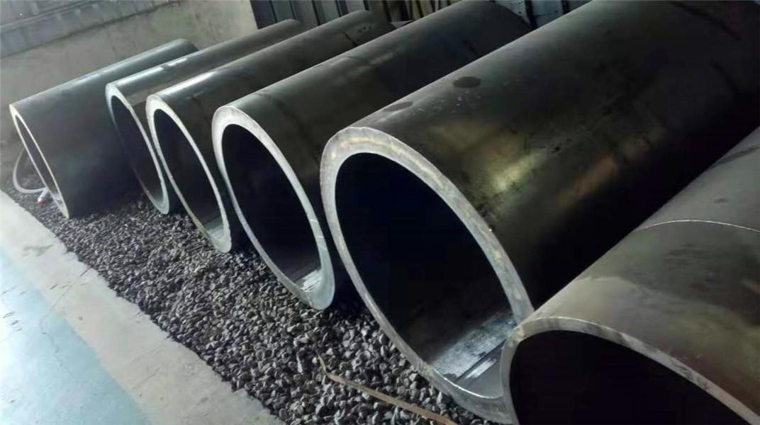 拉萨Q235钢板厚壁卷管厂Q235钢板厚壁卷圆厂专业生产