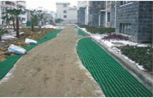 云南昆明优质植草格怎么铺法?