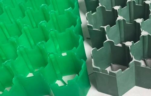 甘肃临夏50厚塑料植草格出厂价格