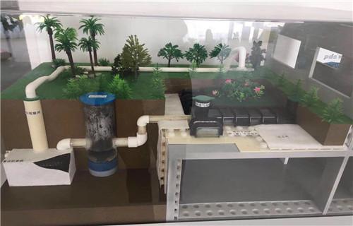 长沙车库防护虹吸排水收集系统